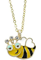 Circle of Friends Pendant, Bee