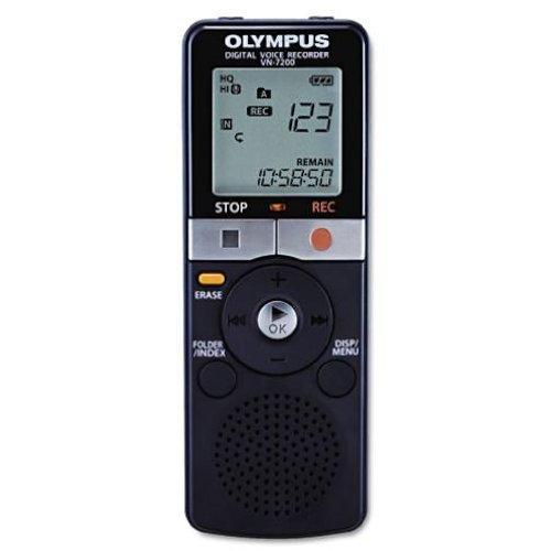 Olympus VN-7200 Digital Voice Recorder (V404130BU000)