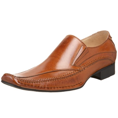 Steve Madden Men's Bigg Slip-On, Tan, 8 M US