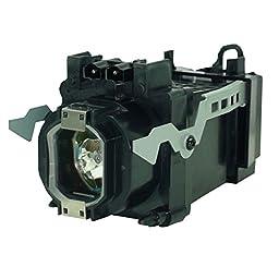 Sony KDF-46E2000 Television Assembly with High Quality Original Bulb Inside