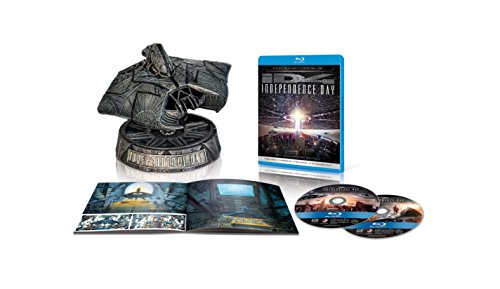 Independence Day 20th Anniversary Ultimate Collector's Edition Blu-ray