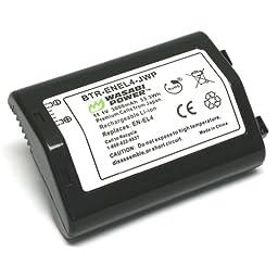 Wasabi Power Battery for Nikon EN-EL4, EN-EL4a and Nikon D2, D2H, D2Hs, D2X, D2Xs, D3, D3S, D3X, F6