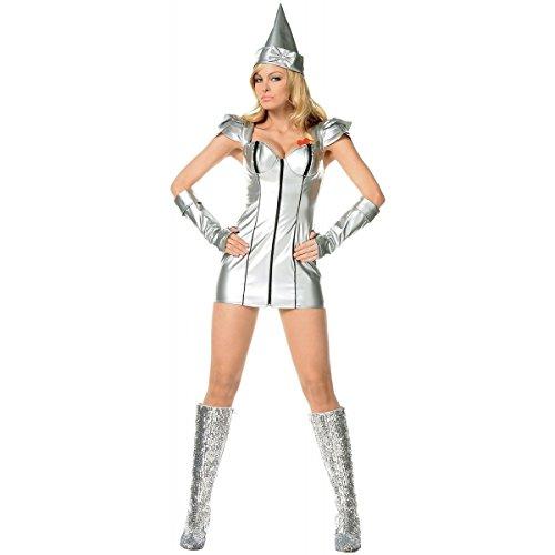 Tin Girl Costume Adult