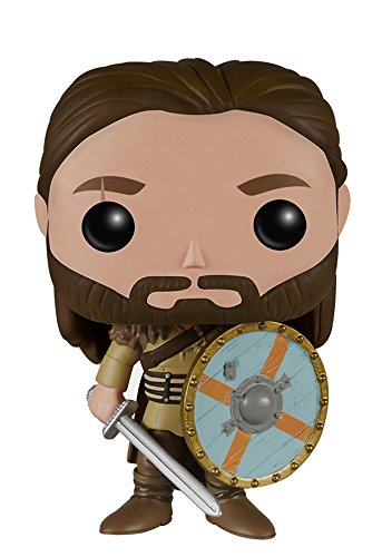 Funko POP TV: Vikings Rollo Action Figure - 1