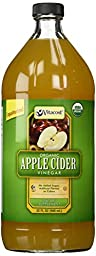 Vitacost Organic Apple Cider Vinegar with \'\'Mother\'\' -- 32 fl oz