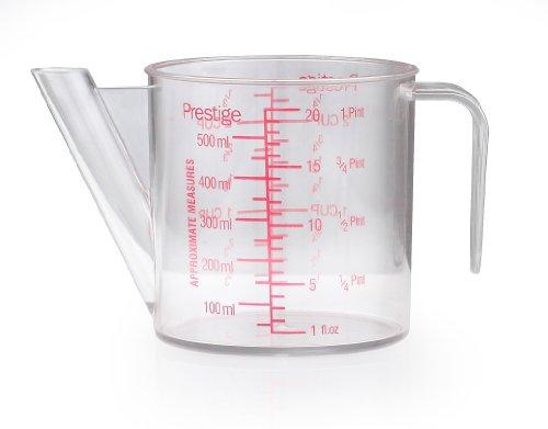 Prestige 56869 Cook Fettabschöpfer und Messbecher, 500 ml