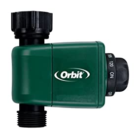 Orbit 62018 Lawn & Garden Mechanical Hose Faucet Timer