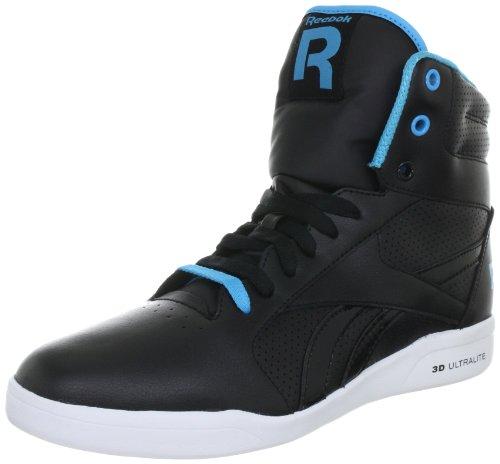 Reebok Mens SL FITNESS ULTRALITE Trainers Black Schwarz (NA) Size: 10 (44 EU)