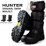 BL-BLACK UK4 HUNTER ORIGINAL SNOW QUILT HUW24652 ハンター オリジナル スノー キルト ブーツ ユニセックス
