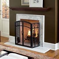 Charlotte 72-Inch Wood Fireplace Mantel Shelf by Mantels Direct