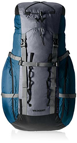 Wildcraft 50 Ltrs Blue Rucksack (Trailblazer 2_Blue)