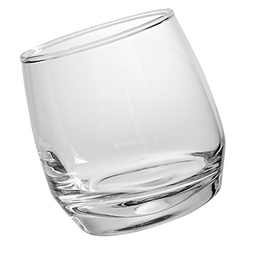 Sagaform - Verre à Whisky Fond Arrondi Jeu de 6 - Bar
