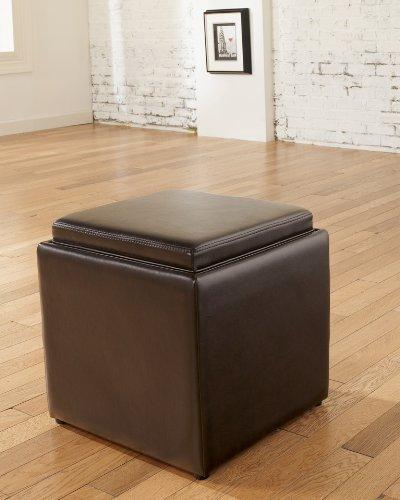 Amazing Ashley Furniture 7740211 Storage Ottoman With Flip Tray Top Theyellowbook Wood Chair Design Ideas Theyellowbookinfo