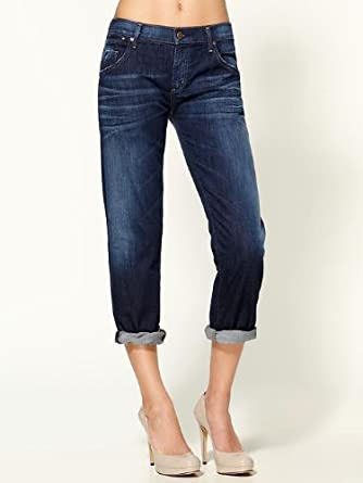 Citizens of Humanity Dylan Dropped Rise Loose Fit Crop Jean