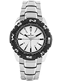 ESCORT White Analog Watch For Men - B01CCZ2T3G
