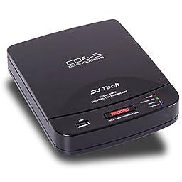 DJTECH CDENCODER5 Studio Flash Recorder