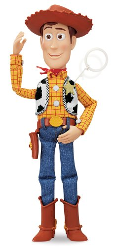 Buy Low Price Thinkway Playtime Sheriff Woody Figure (B00261P632)