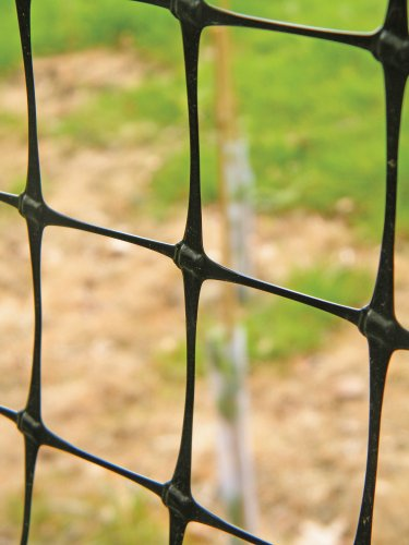 Garden Netting / Fencing 1m x 100m (50mm x 50mm holes) strong multi-purpose UV stabilised plastic