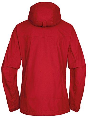 VAUDE Damen Jacke Lierne Jacket, red, 38, 04498 -