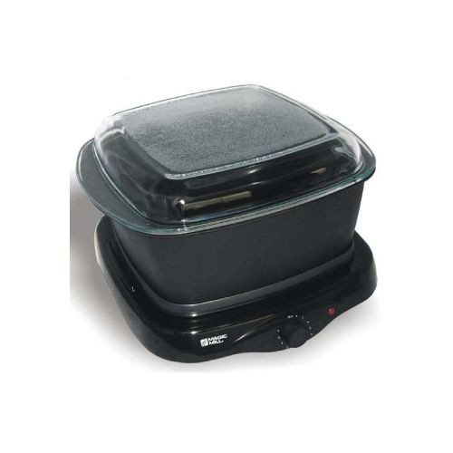 OVERSEAS USE ONLY MAGIC MILL MSC-9300 SLOW COOKER