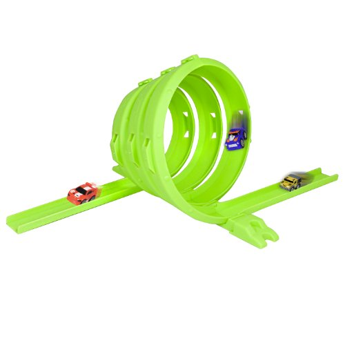 Nano Speed - Triple Loop Stunt Set - 1