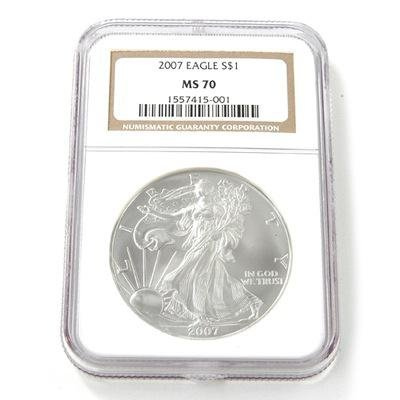 2007-silver-american-eagle-ngc-ms70