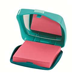 Post-it Pop-up Notes Dispenser for 3 x 3-Inch Notes, Note Compact for the Purse Style