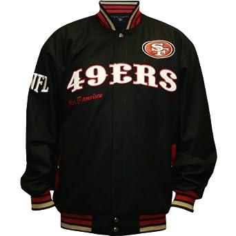 nfl s san francisco 49ers wool