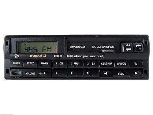 VW-Radio-Kassette-Tuner-SOUND-2-VW-7M0057152-B-23-neu