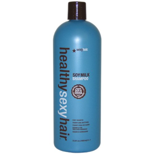 Cheapest Sexy Hair Healthy Soy Milk Cocoa Shampoo, 33.80-Ounce