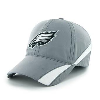 NFL Philadelphia Eagles Mens Buzzsaw Cap, One Size, Dark Gray by