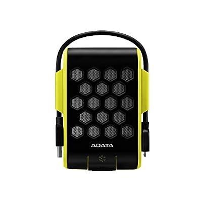 ADATA HD720 Waterproof/Dustproof/Shockproof 1 TB Wired External Hard Drive - Green