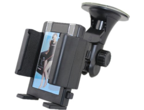 1004G Adjustable Universal Cradle Car Mount Stand Holder For iPhone /iPad /Tablet PC/ GPS/ PSP/ PDA/Mobile Devices