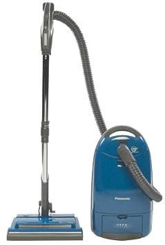 Panasonic MC CG973 Power Head Canister Vacuum Cleaner