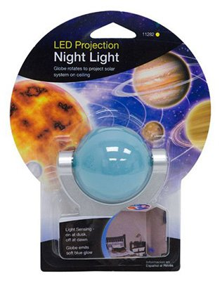 projectable night lights