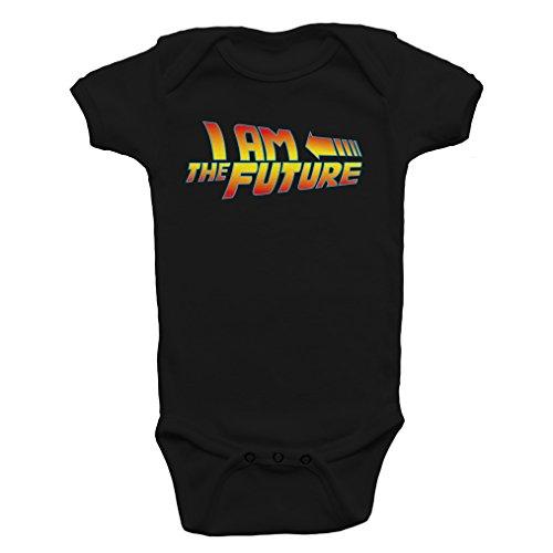 i-am-the-future-body-bambino-maniche-corte-nero-something-geek-6-12-mesi