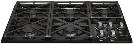 """Rgc365Bngh Renaissance 36"""" Gas Cooktop In Natural front-489020"""