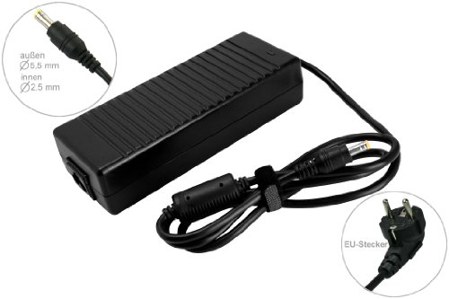 20V Original Luxburg Notebook Netzteil AC Adapter Ladeger&#228;t f&#252;r Fujitsu Siemens Amilo Xi3450 Xi3670. Mit Euro Stromkabel.