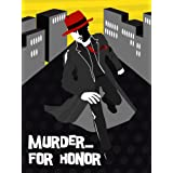 "Murder for Honorvon ""David Barnett"""