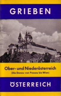 Grieben – Reiseführer – Ober- und Niederösterreich