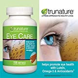Trunature Eye Care with Omega-3, Lutein and Powerful Antioxidants 150 Softgels