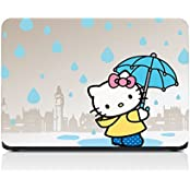 GrapeApe Hello Kitty Laptop Skin - High Quality 3M Vinyl