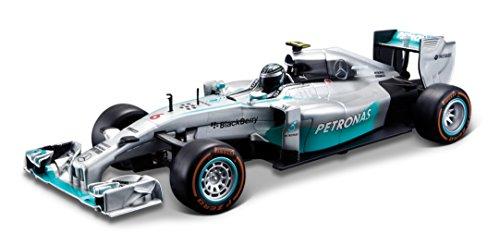 Maisto Tech 81082 - Mercedes Benz AMG Team F1 R/C Veicolo, in Scala 1:24