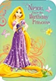 Hallmark Disney's Rapunzel (Tangled) Niece Birthday Card