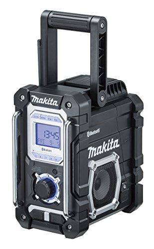 マキタ Bluetooth搭載 充電式ラジオ MR108B バッテリ 充電器別売  カラー 黒