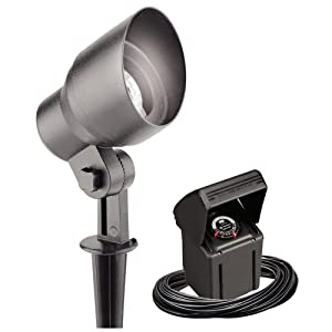 Low Voltage Outdoor Lighting Kit: Malibu 8301-9904-04 20-Watt Flood Light Kit, 4-Piece