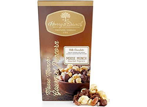 Harry & David Moose Munch Milk Chocolate Gourmet Popcorn 4.5 Oz. (Moose Munch Milk Chocolate compare prices)