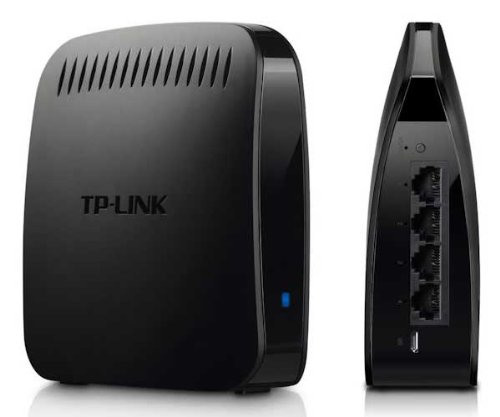 Tp-Link Ieee 802.11N 300 Mbps Wireless Bridge - Ism Band - Unii Band