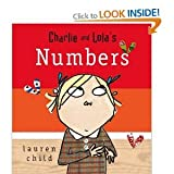 Charlie and Lola's Collection 6 Books RRP �29.94 (Shapes/Things/Numbers/Colours/Opposites/Animals)