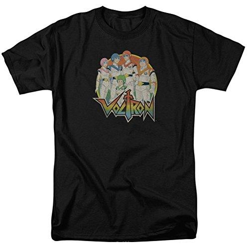 Group Voltron T-Shirt